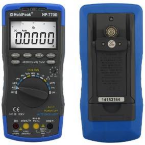 Digitális multiméter HOLDPEAK 770D