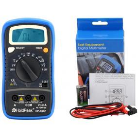 Digitális multiméter HOLDPEAK 830Z