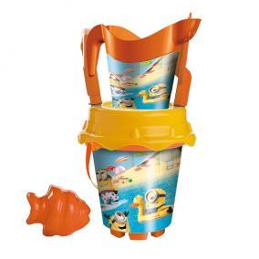 Disney Gru Minyonok homokozó készlet, locsolókannával