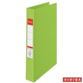 Gyűrűs könyv, 2 gyűrű, 42 mm, A4, PP, ESSELTE