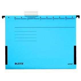 Függőmappa, oldalvédelemmel, karton, A4, LEITZ