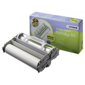 Hideglamináló fólia, 80 mikron, A4, 12 m, tekercses, eltávolítható, XYRON
