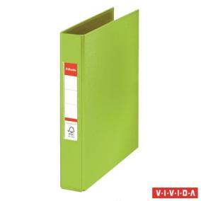 Gyűrűs könyv, 2 gyűrű, 42 mm, A5, PP, ESSELTE