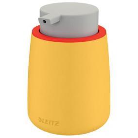 Folyékony szappan- és fertőtlenítő folyadék adagoló, 300 ml, LEITZ