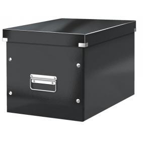 Tároló doboz, lakkfényű, L méret, LEITZ
