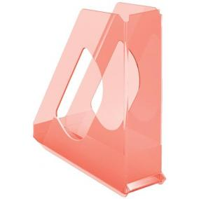 Iratpapucs, műanyag, 68 mm, ESSELTE