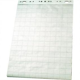 Flipchart papír, sima-kockás, 60x85 cm, 50 lap, ESSELTE [50 lap]