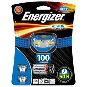 Fejlámpa, 2 LED, 3xAAA, ENERGIZER