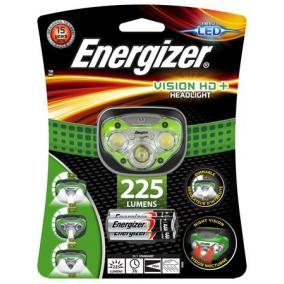 Fejlámpa, 3 LED, 3xAAA, ENERGIZER
