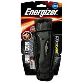 Elemlámpa, LED, 2xAA, strapabíró, ENERGIZER