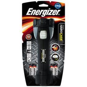 Elemlámpa, LED, 4xAA, strapabíró, ENERGIZER