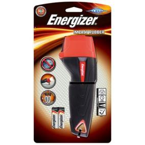 Elemlámpa, LED, 2xAA, ENERGIZER
