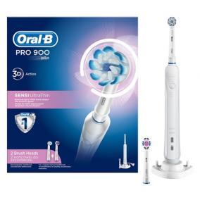 Elektromos fogkefe - Oral-B, PRO900SENSI