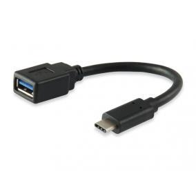 Adapter, USB 3.0-USB-C átalakító, EQUIP