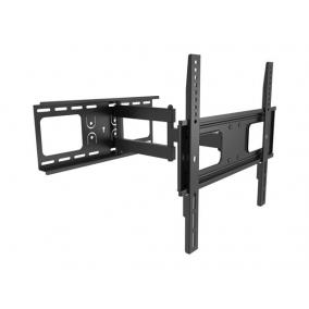 Kijelző fali konzol, forgatható, dönthető, állítható magasság, 32
