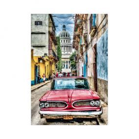 Educa Old timer Havannán puzzle, 1000 darabos