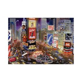 Educa Times Square, New York puzzle, 8000 darabos