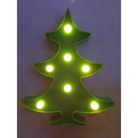 Éjszakai fény, LED-es karácsonyfa