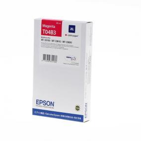 Epson T04B3 [M XL] 4,6k tintapatron (eredeti, új)