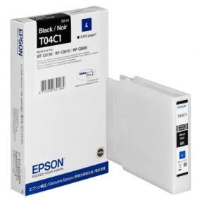 Epson T04C1 [Bk] 2,9k tintapatron (eredeti, új)