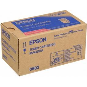 Epson C9300 toner [M] 7,5K (eredeti, új)