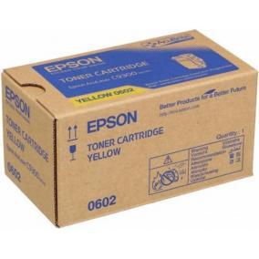 Epson C9300 toner [Y] 7,5K (eredeti, új)