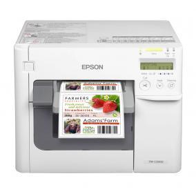 Epson ColorWorks C3500 színes tintasugaras cimkenyomtató