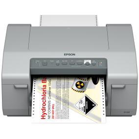 Epson ColorWorks C831 tintasugaras cimkenyomtató