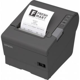 Epson TM-T88V blokknyomtató, vágó, USB + soros, fekete
