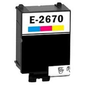 Epson T2670 [Col] kompatibilis tintapatron (ForUse)