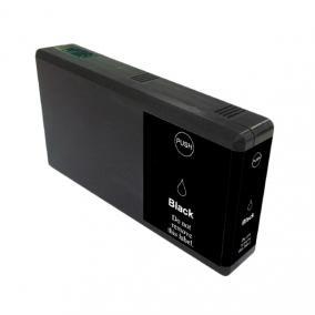 Epson T7551 [Bk XL] kompatibilis tintapatron (ForUse)