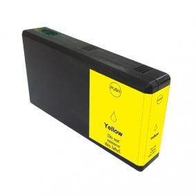 Epson T7554 [Y XL] kompatibilis tintapatron (ForUse)