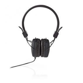 Fejhallgató vezetékes - Nedis, HPWD1100BK