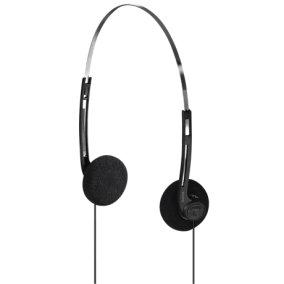 Fejhallgató vezetékes basic4music sztereo - Hama, 184011