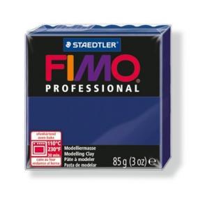 Gyurma, 85 g, égethető, FIMO Professional, tengerkék