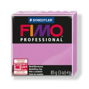 Gyurma, 85 g, égethető, FIMO Professional, levendula