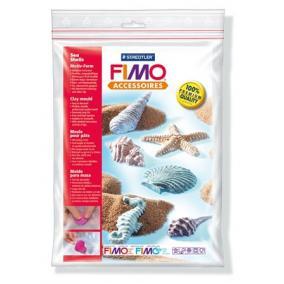 Öntőforma, FIMO, kagylók