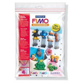 Öntőforma, FIMO, mókás állatok