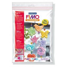Öntőforma, FIMO, tavaszi minták