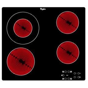 Főzőlap beépíthető kerámia - Whirlpool, AKT8130NE