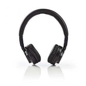 Fejhallgató vezetékes - Nedis, HPWD2100BK