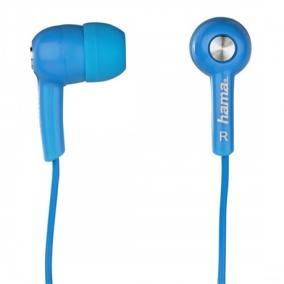 Fülhallgató vezetékes és headset - Hama, 122691HK2114 kék