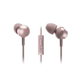 Fülhallgató vezetékes mikrofonnal - Panasonic, RPTCM360EP