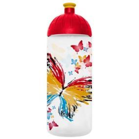 Kulacs, higiénikus műanyagból, 0,7L, FREEWATER