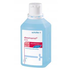 Fertőtlenítő Desmanol Pure 500 ml kéz
