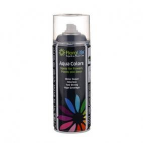 Festékspray Aqua Color Spray 400ml fekete