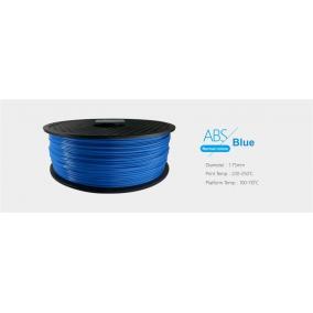 Filament ABS tekercs, 1,75mm Kék (1kg)