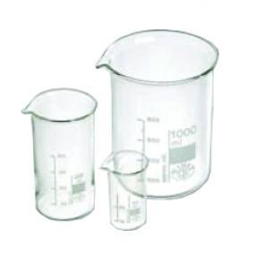 Főzőpohár 1000 ml üveg mércés