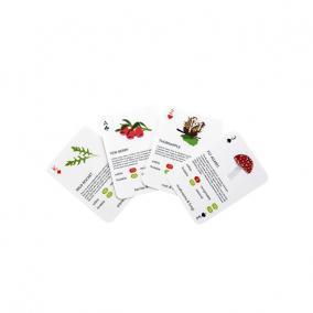 Franciakártya, növények