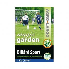 Fűmag Biliárd Sport 1kg Magic Garden